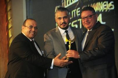مهرجان الفضائيات العربية يكرم مدير عام سميراميس إنتركونتيننتال القاهرة