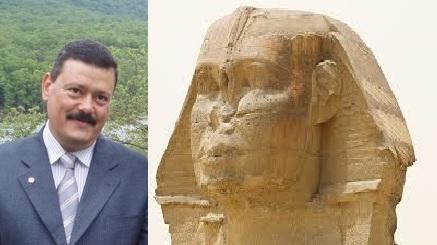 أبو الهول ...يؤذن في مصر