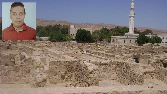 دير الوادى.. من حصن ومزار للحجاج المسيحيين الى أطلال شاهده على تاريخ المسيحيه والرهبنه فى سيناء