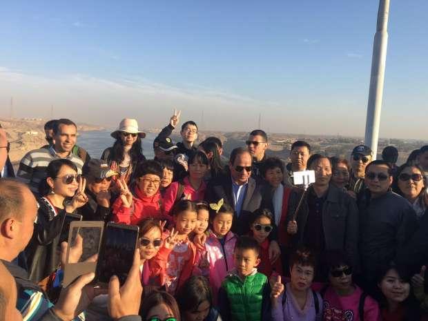 خبير سياحي: زيارة السيسي لأسوان دعوة لتنشيط السياحة الثقافية
