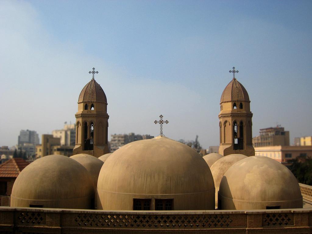 ندوة -مدخل إلى العمارة القبطية- في متحف عفت ناجي