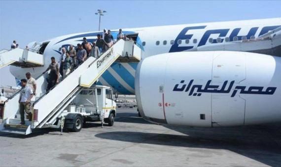 مصرللطيران :28 رحلة من مطار جدة اليوم وغدا لعودة ضيوف الرحمن