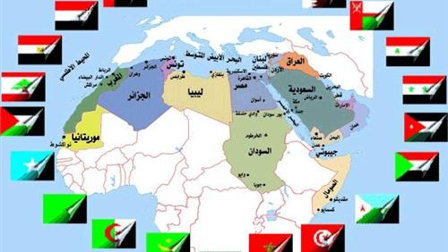 جلطة في قلب الوطن العربي
