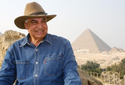 حواس: المتحف المصري الكبير أهم مشروع ثقافي في العالم في القرن الحادي والعشرين