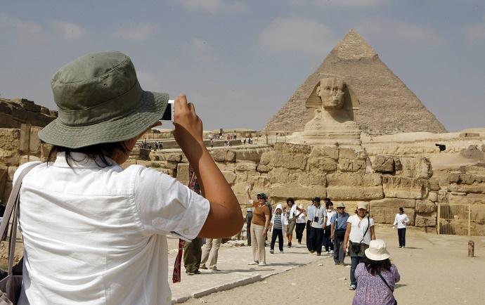 أوكرانيا: 650 ألف مواطن زاروا مصر فى 10 أشهر