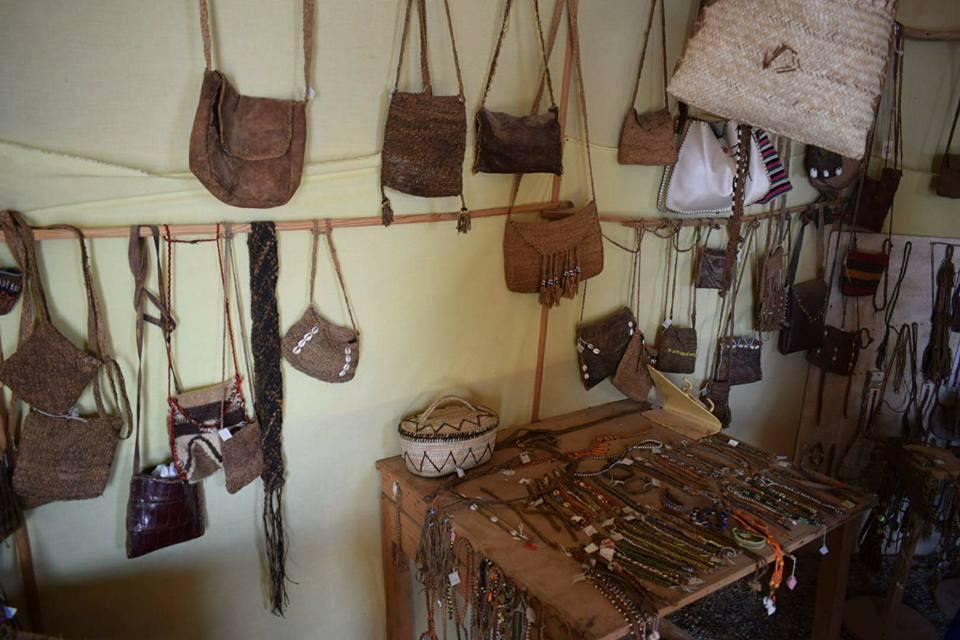 البحر الاحمر تهدف الي ترويج المنتجات اليدوية بالشلاتين