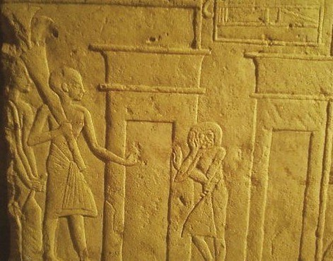 الكسل و التقاعس في مصر القديمة