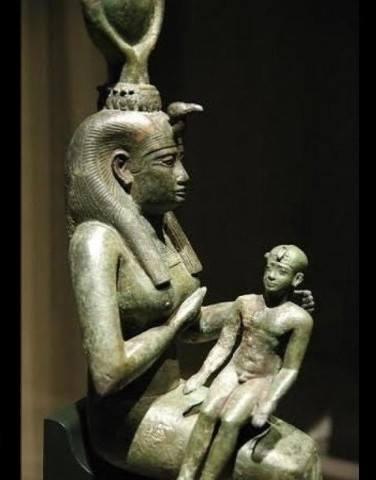 عيد الأم فى مصر القديمة
