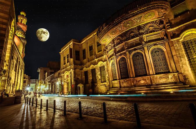 الصوت والضوء تساهم فى إعادة مجد القاهرة الخديوية