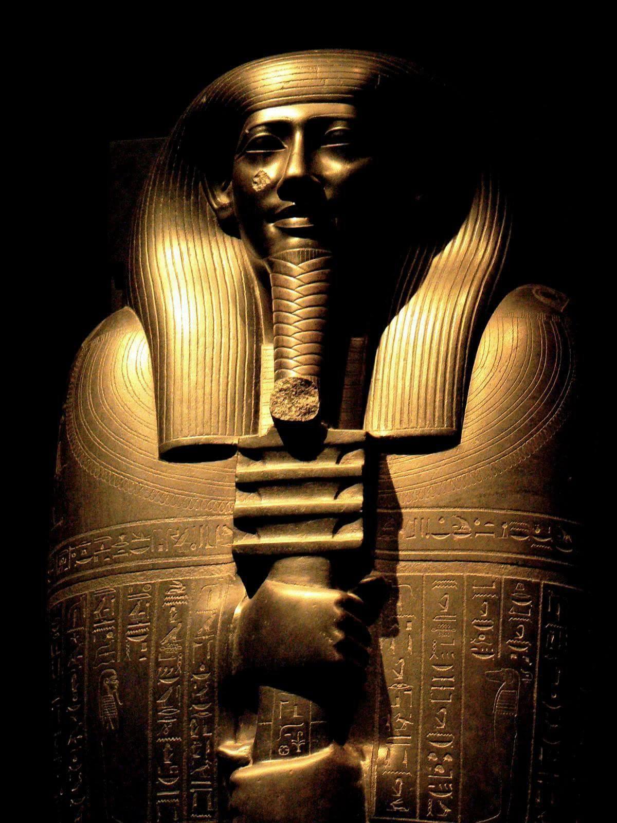 تصوير عمود (جد) ورمزيتها في الفن المصري القديم