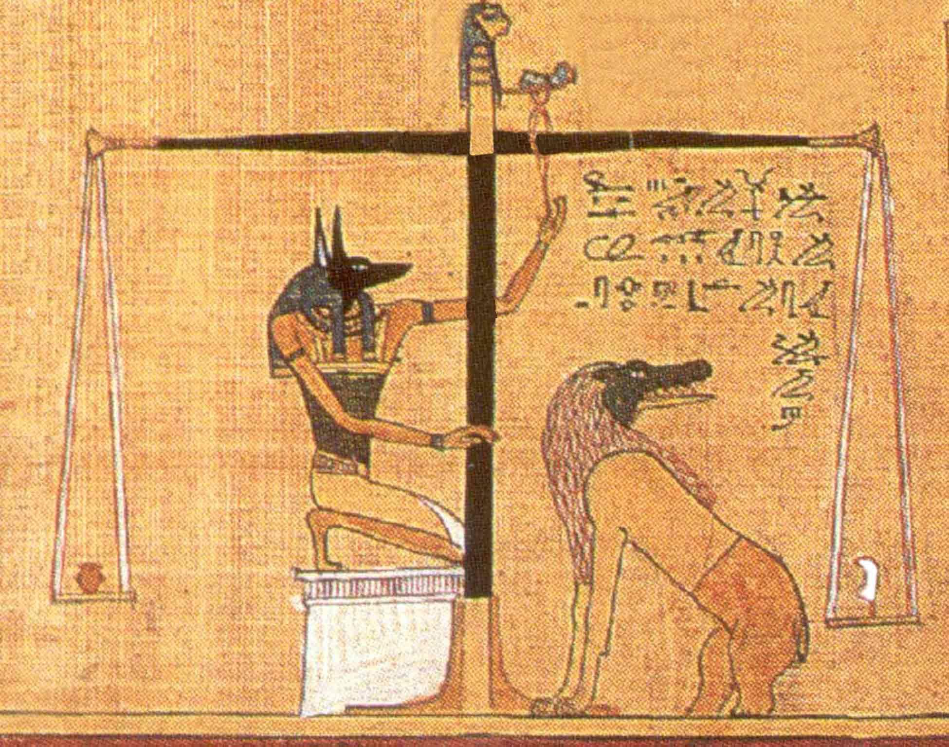 تصوير القلب (إب) ورمزيتها في الفن المصري القديم