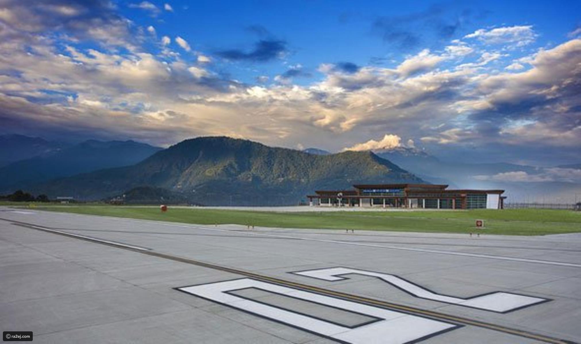 الهند تفتتح أحد أجمل المطارات العالمية 