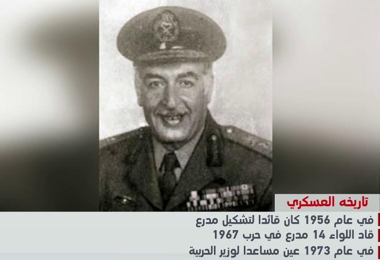 اللواء عبد المنعم واصل القائد المحترف