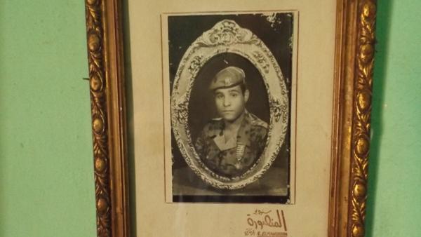محمد المصرى صاحب أعلي رقم قياسي لاصطياد الدبابات