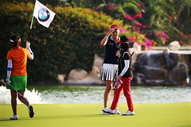 ختام بطولة -بى إم دبليو- الثانية والعشرون للجولف فى مصر