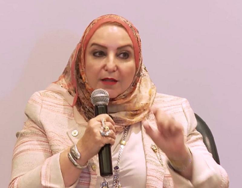 الدكتورة - عادلة رجب -  مديراً لمركز البحوث والدراسات الإقتصادية والمالية جامعة القاهرة