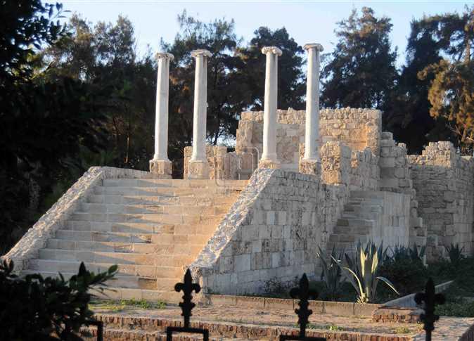 الرأس السوداء.. أشهر المعابد الرومانية بالاسكندرية