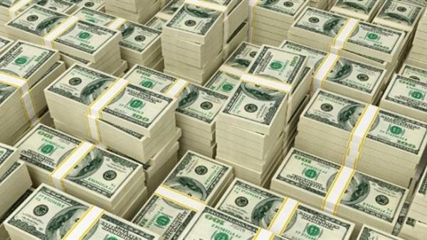 ارتفاع الاحتياطى النقدى إلى 44,513 مليار دولار