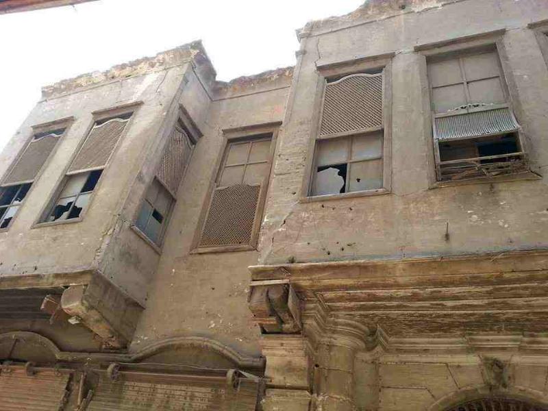 بيت ساكنة بك ..معمار فريد شاهد على إبداع الحرفي المصري