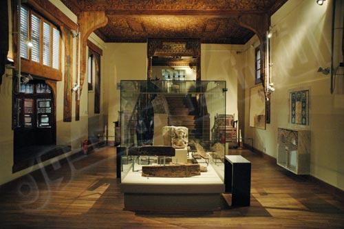 المتحف القبطي .. أيقونة تاريخ المسيحية في مصر