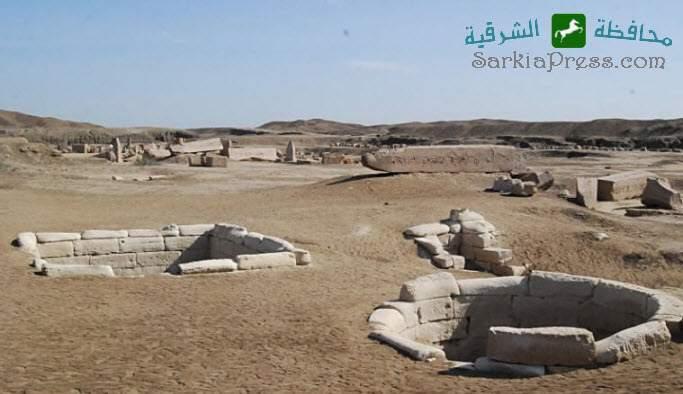 تانيس .. أهم مدينة أثرية في الدلتا