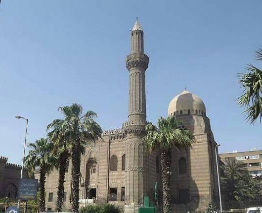 مسجد المقتول