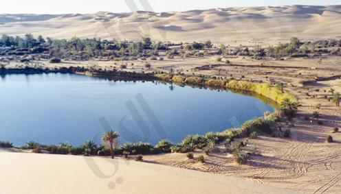 بحيرات مصر الشمالية