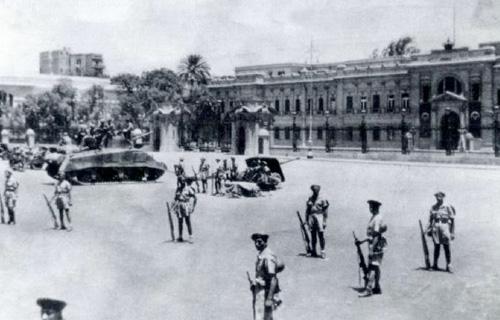 حكاية حادثة 4 فبراير عام 1942م