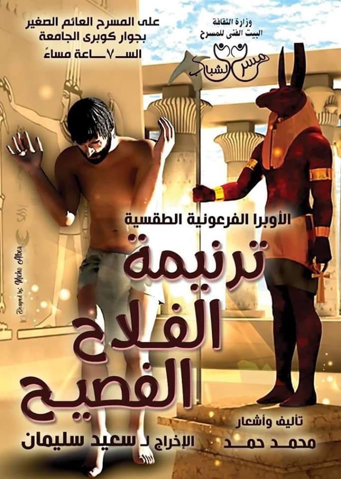 الثقافة تعيد العائم بالشباب والكوميدى بعد اغلاق 3 سنوات