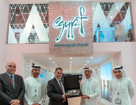 أحمد يوسف: نسعى لإقامة شراكات جديدة للتسويق والترويج للمقاصد والمنتجات السياحية
