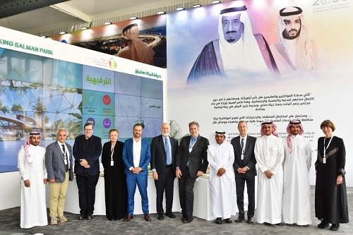 خبراء دوليون يشيدون بمشاريع الرياض الكبرى