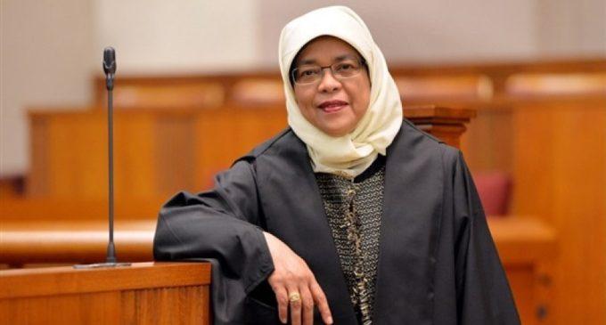 تعرف على -حليمة يعقوب- أول امرأة مسلمة ترأس سنغافورة