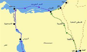 تاريخ قناة السويس