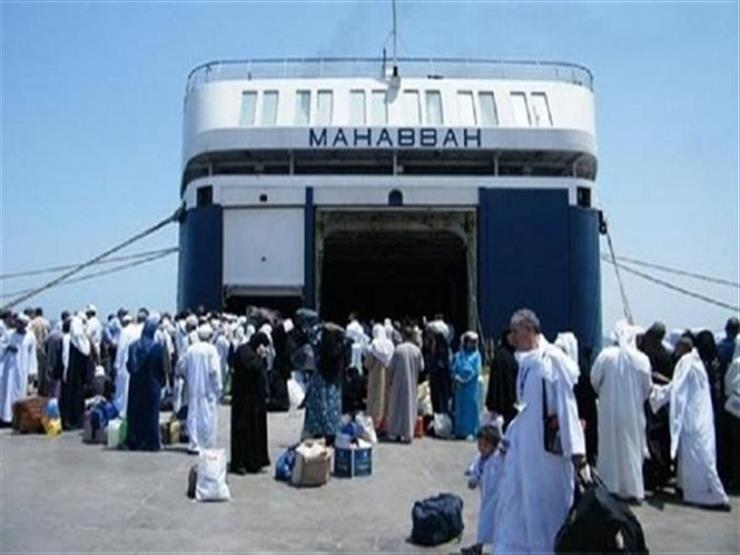 وزير النقل يتابع عودة الحجاج بموانئ البحر الأحمر