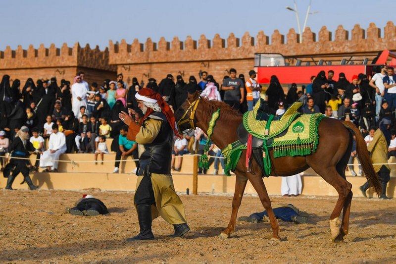 -المدينة الوردية- السعودية عملاق سياحي جديد.. تعرَّف عليها