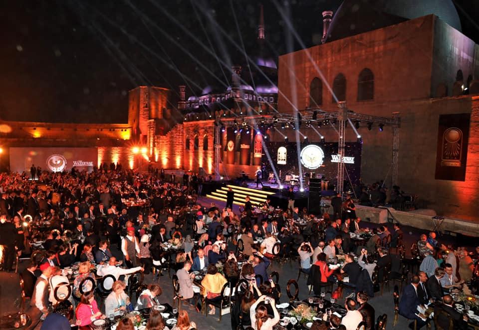 600 عالم أثار مصرية في حفل ختام مؤتمر علماء المصريات