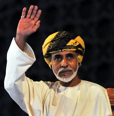 السلطان قابوس .. حكيم العرب