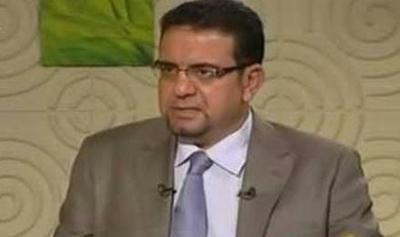 الفنان أحمد الدندراوي