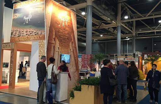 مصر تختتم مشاركتها في الدورة 62 للمعرض السياحي الدولي Salon De Vacances