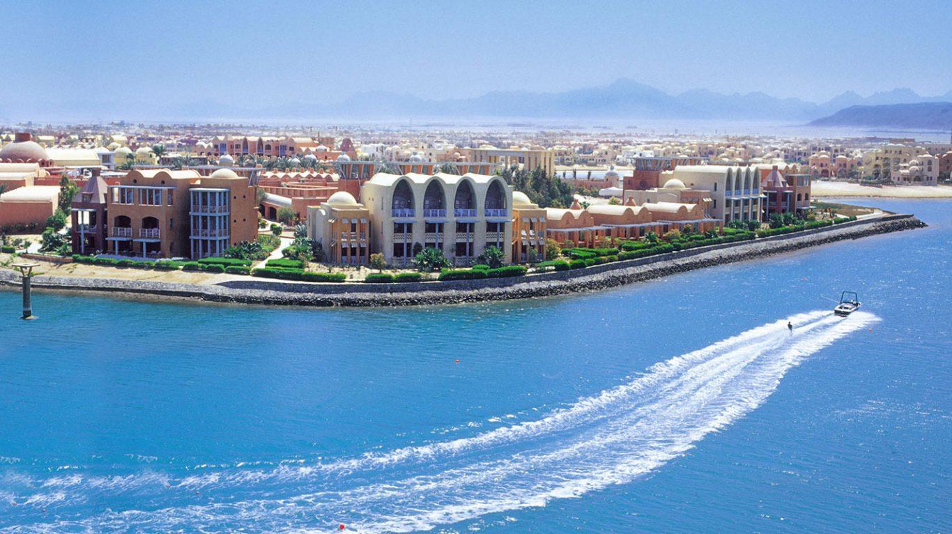 عودة فنادق الجونة للعمل ابتداءا من 21 مايو