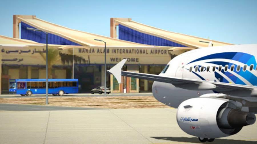 وصول رحلة استثنائية تقل 157  مصريا من أبو ظبى