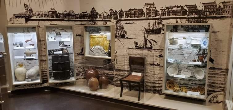 جولة في أول متحف أمريكى للتاريخ