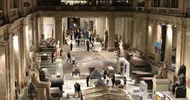 فتح ٥ متاحف و٨ مواقع أثرية للزائرين كمرحلة أولي