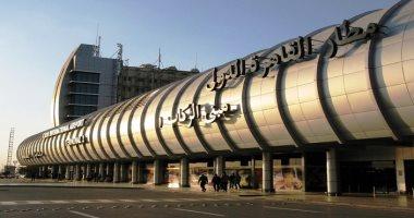 مطار القاهرة يستقبل اليوم 45 رحلة طيران دولى وداخلى لنقل عالقين وبضائع
