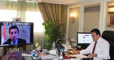 إطلاق  مسابقة رالى مصر لتوفير 50 ألف منحة لتأهيل الشباب