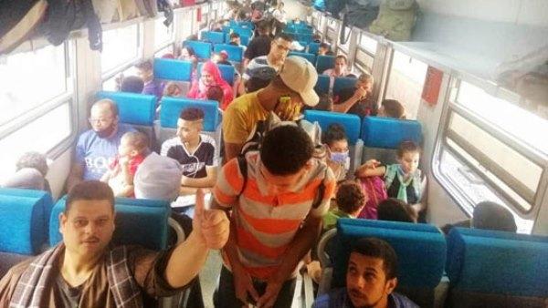انطلاق أول رحلة لـ 3 قطارات روسية بخطى القاهرة - الإسكندرية والصعيد