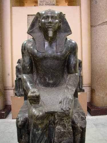 تصوير (اليد) ورمزيتها في الفن المصري القديم
