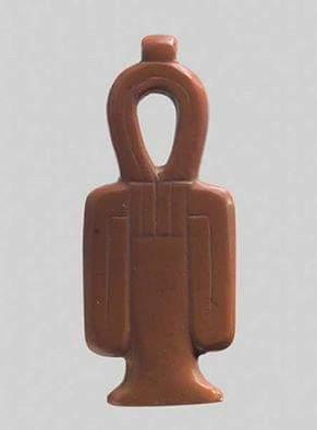 تصوير تميمه (تيت) ورمزيتها في الفن المصري القديم