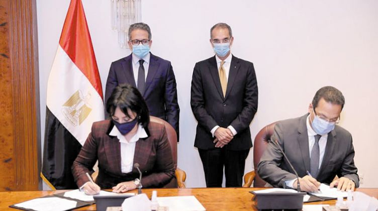 Tourism, Communication signs cooperation agreement