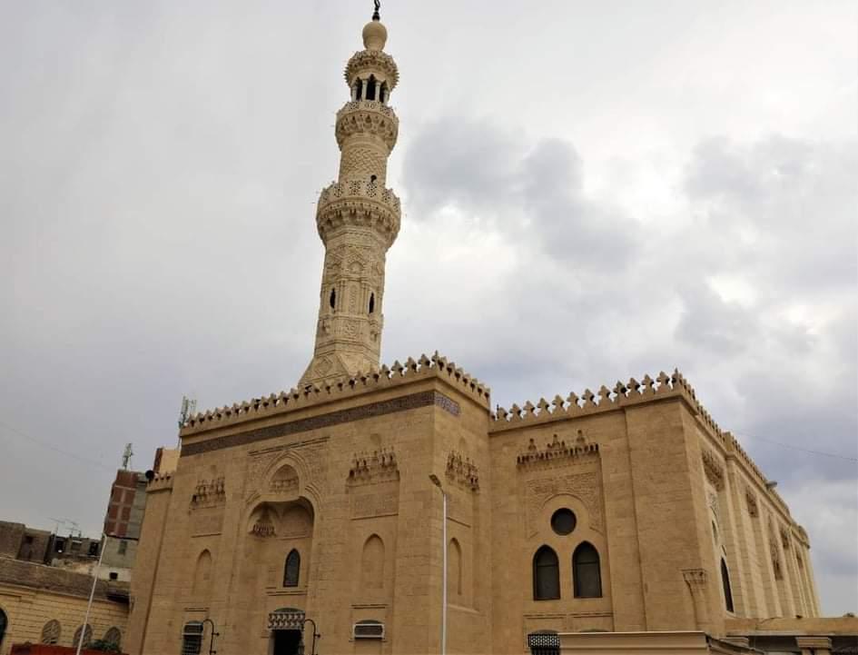مسجد الامام الشافعي